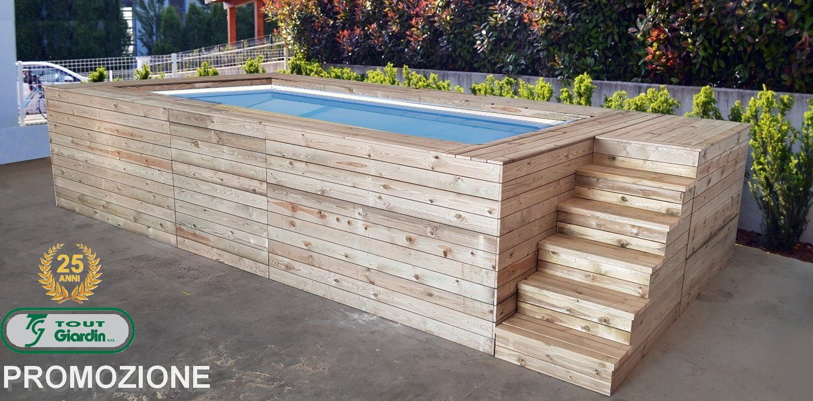 Pin On Above Ground Pool Landscaping