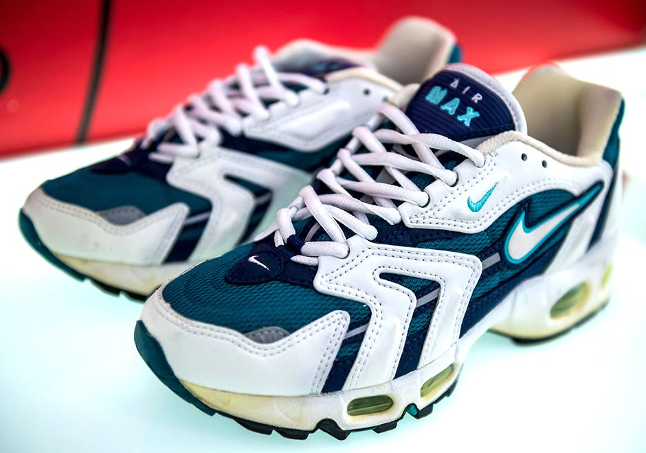 wholesale dealer 7ea2a ada95 Flashback to  96 as we take a look at three underrated Air Max Classics   the Air Max 96, the Air Max Tailwind, and the Air Max Triax.