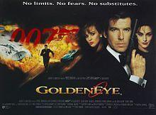Goldeneye 1995 7 10 1990 1999 Pinterest