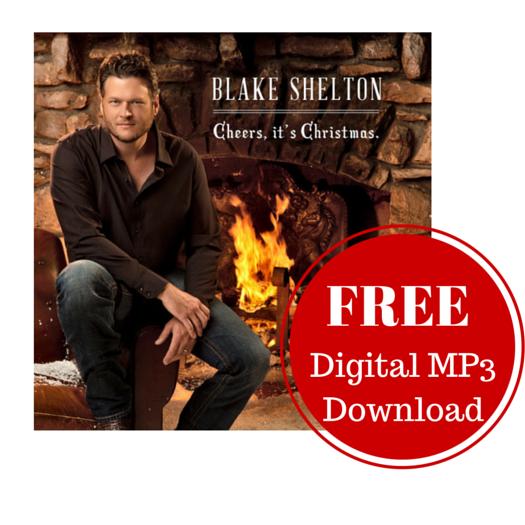 free digital mp3 album holiday album blake shelton cheers its christmas - Blake Shelton Christmas Album