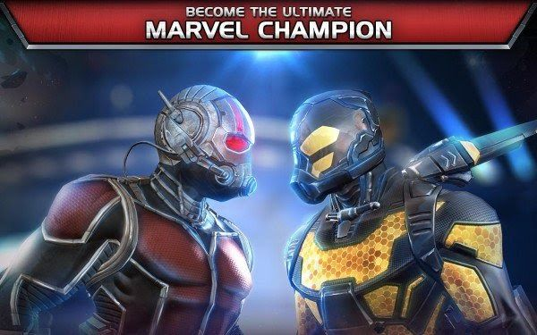marvel contest of champions offline