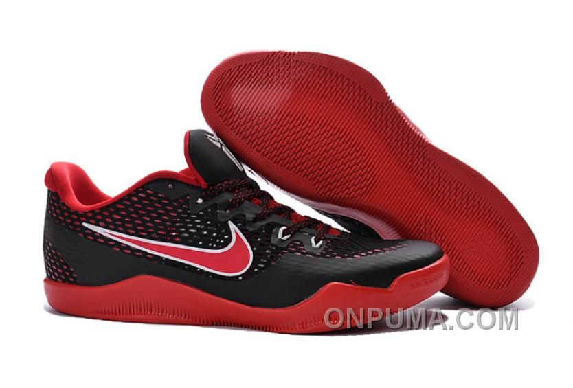 1ec05ff18f15 Buy Nike Kobe 11 EM Black Red Basketball Shoes Christmas Deals SyzzM from  Reliable Nike Kobe 11 EM Black Red Basketball Shoes Christmas Deals SyzzM  ...