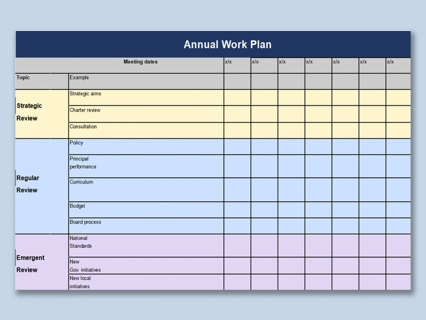 Get Our Sample Of Work From Home Schedule Template Schedule Template Spreadsheet Template Schedule Templates [ 1035 x 1380 Pixel ]