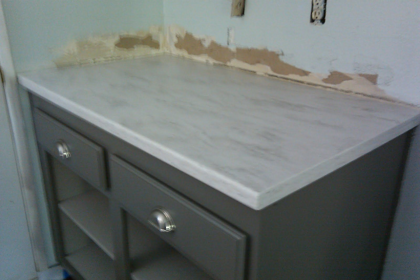 Corian countertop in rain cloud | House: Kitchen ...