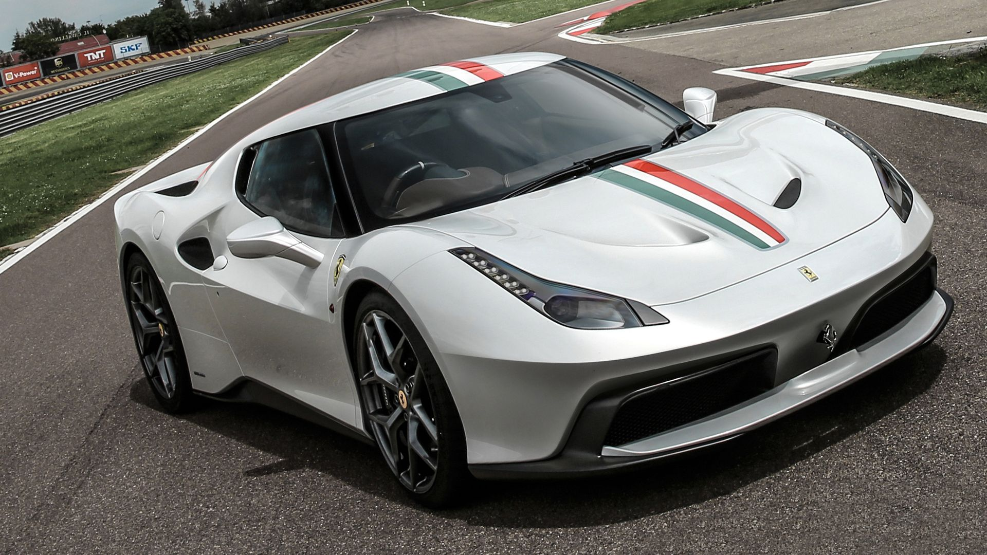New 2019 Ferrari 458 Speciale Wallpaper Hd Desktop With Images