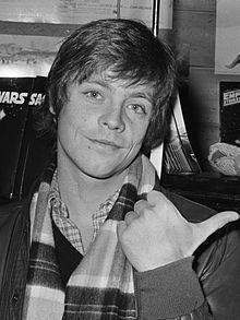 Mark Hamill Star Wars Luke Skywalker Film Star Wars Actrice
