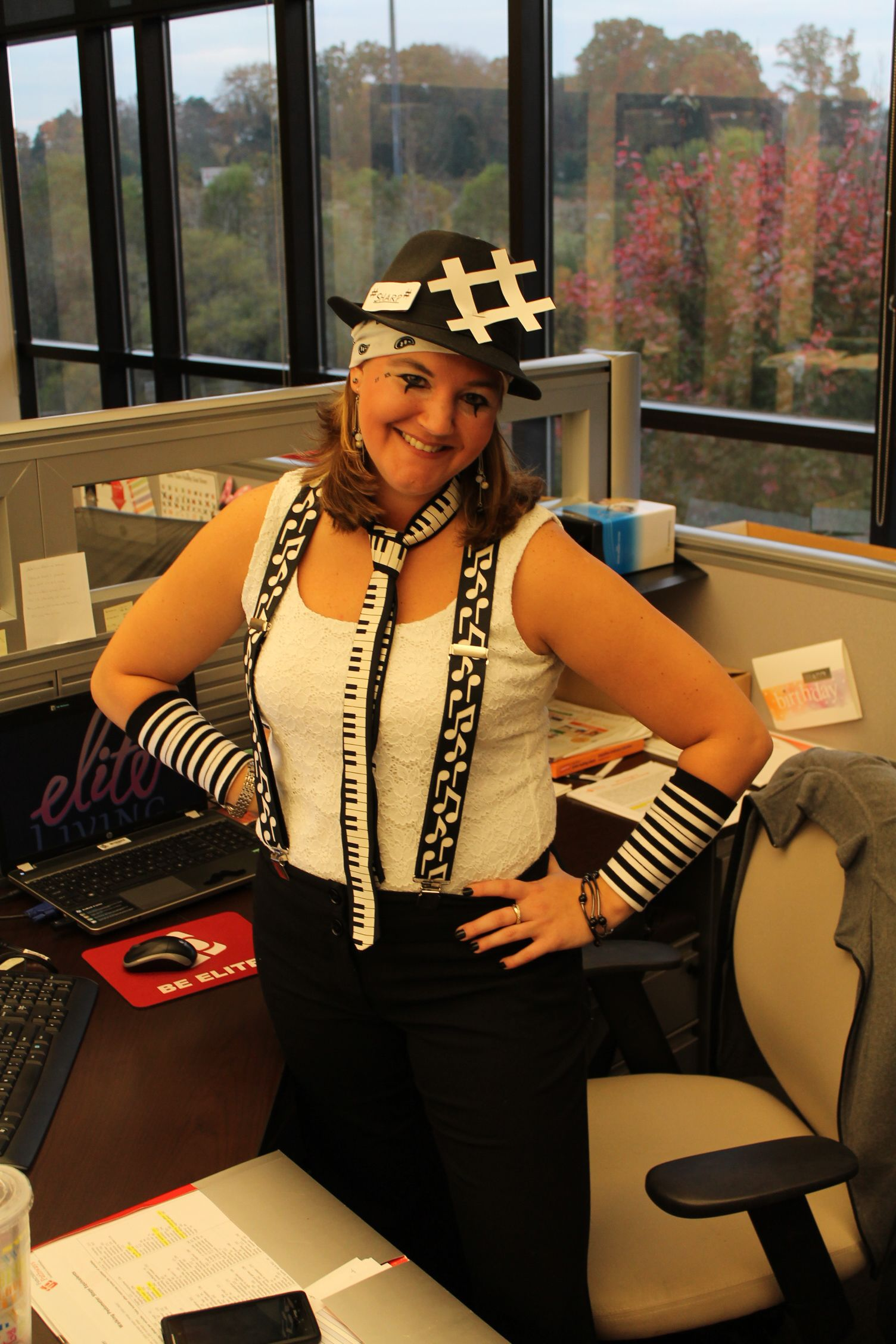 happy halloweenfp spirit week at the corporate office