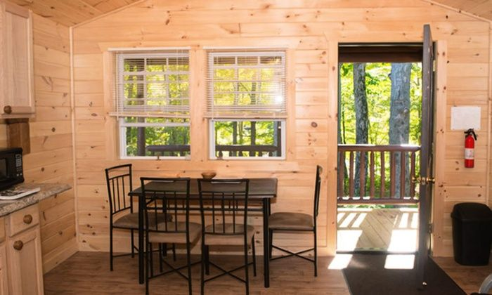 Fish Creek Cabin Resort   Taberg, NY: 2 Night Stay For Two In