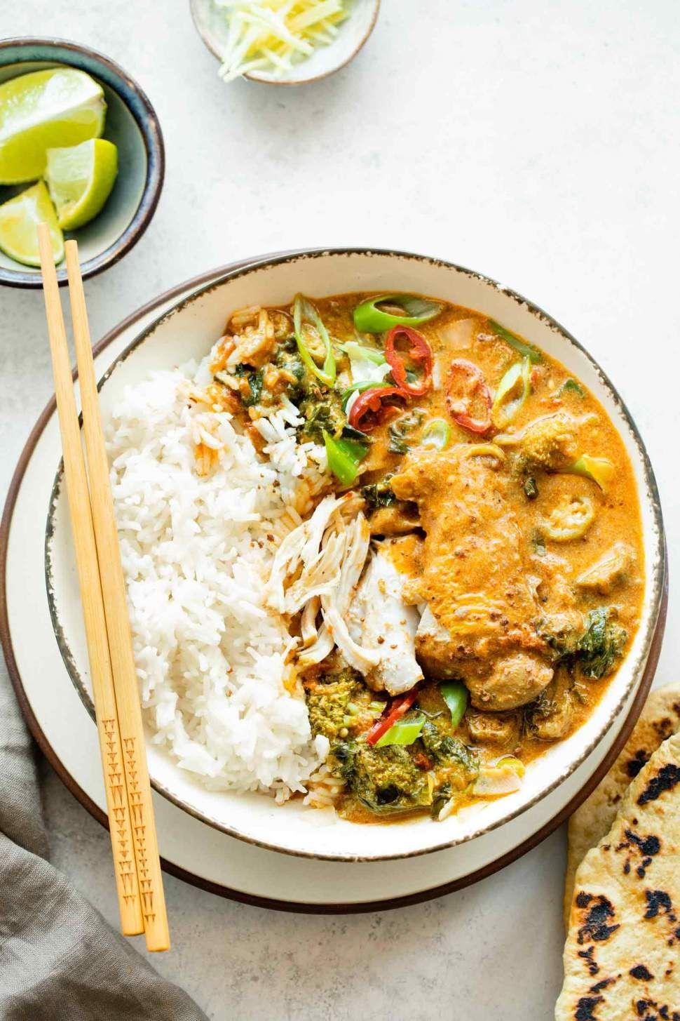 Coconut Curry Chicken Recipe Coconut Curry Chicken Curry Chicken Curry