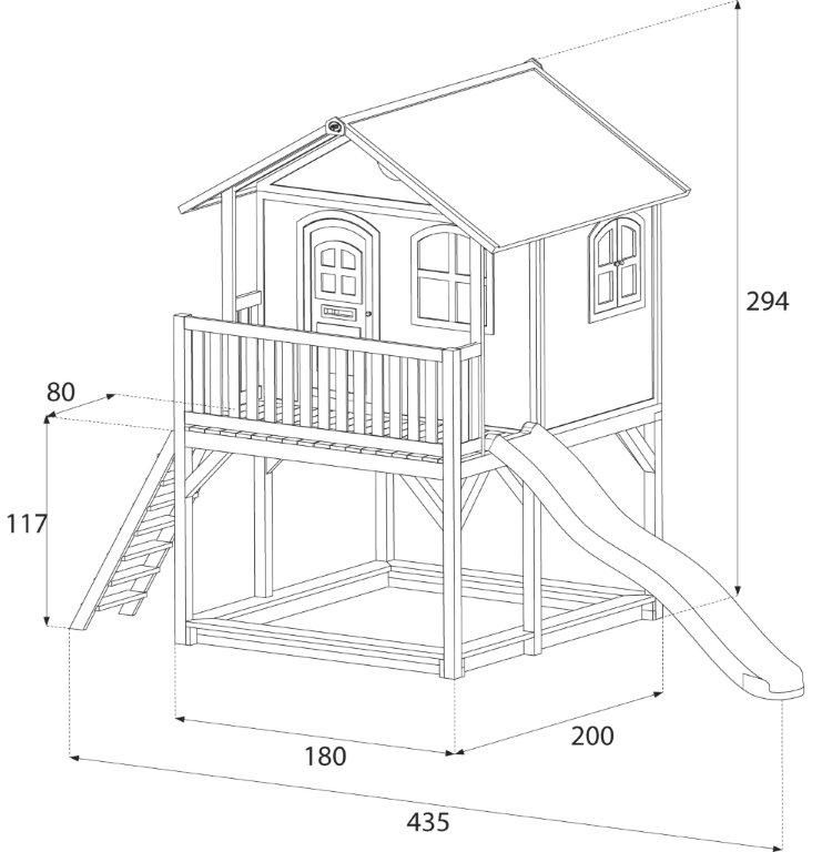 pan cabane pour enfant marc abris de jardin carport garage pinterest pour enfants. Black Bedroom Furniture Sets. Home Design Ideas