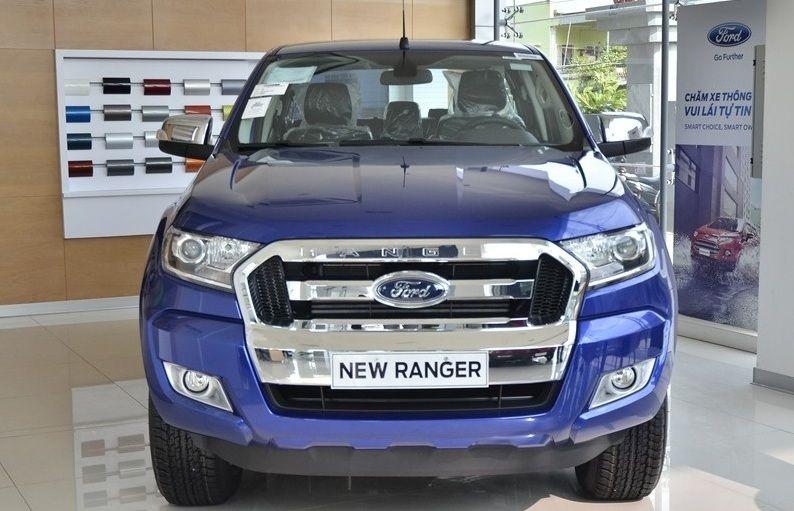 Xe Ford Ranger,Giá xe ford Ranger tốt nhất trên thị trường : Xe Ford Ranger XLS 4x2 MT