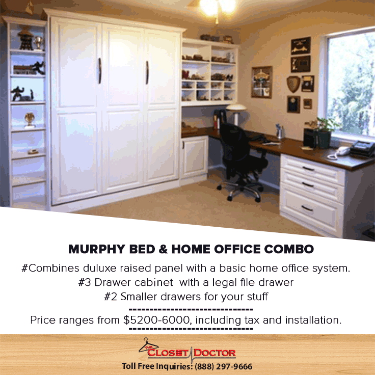 Sacramento Murphy Bed Cost