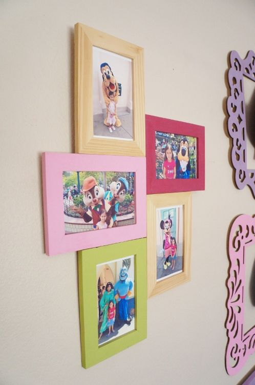 how to make your own photo frame collage