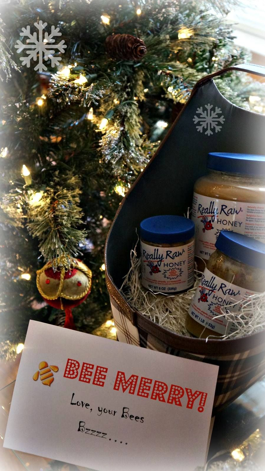 Love, joy, peace and some Really Raw Honey are the ingredients for a ...