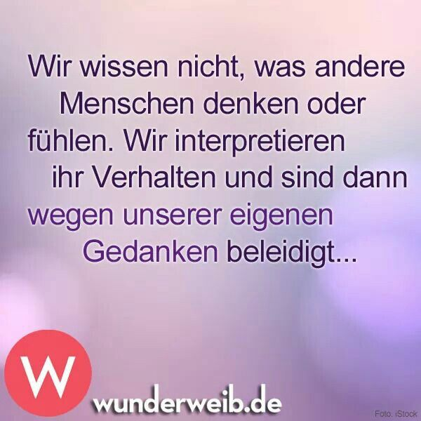 Beleidigt.. | Deutsch.. | Quotes, Quotations, True words