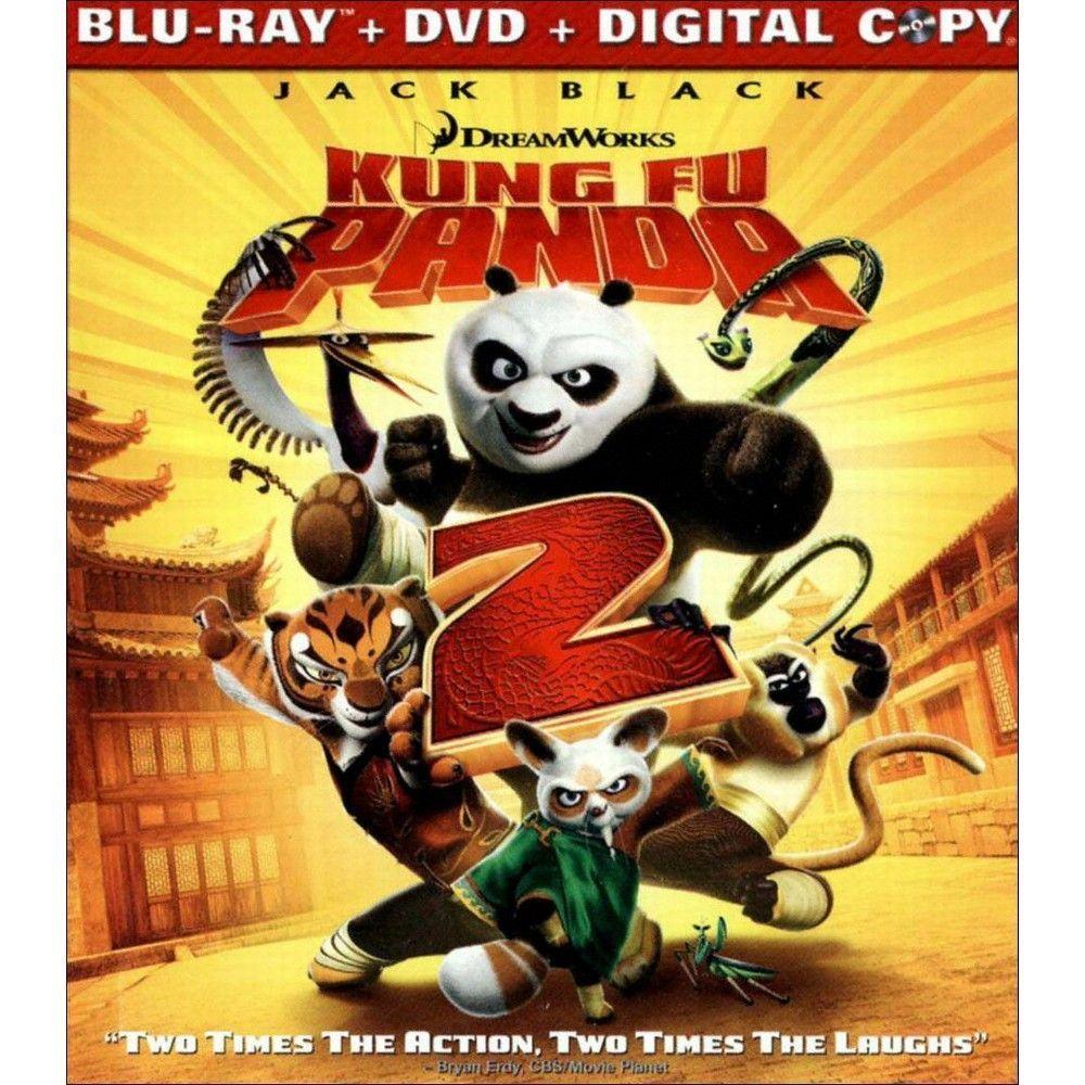 Black Jack Imdb: Kung Fu Panda 2 (dvd_video) In 2019