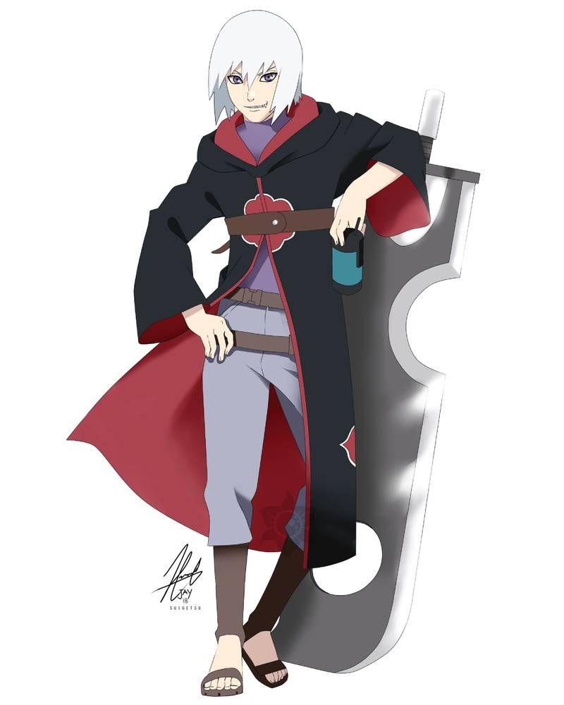 Suigetsu Hozuki By Amidnightbloom Personagens De Anime Super Anime Naruto Manga