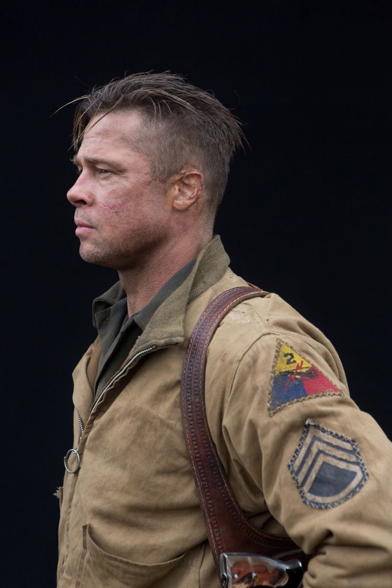 Wardaddy Wardaddy Pinterest Brad Pitt Fury Brad Pitt And Brad