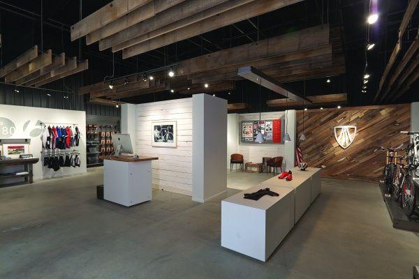 Trek Bicycle Opens Retail Design Lab Trek Bicycle Retail Design Store Design Interior