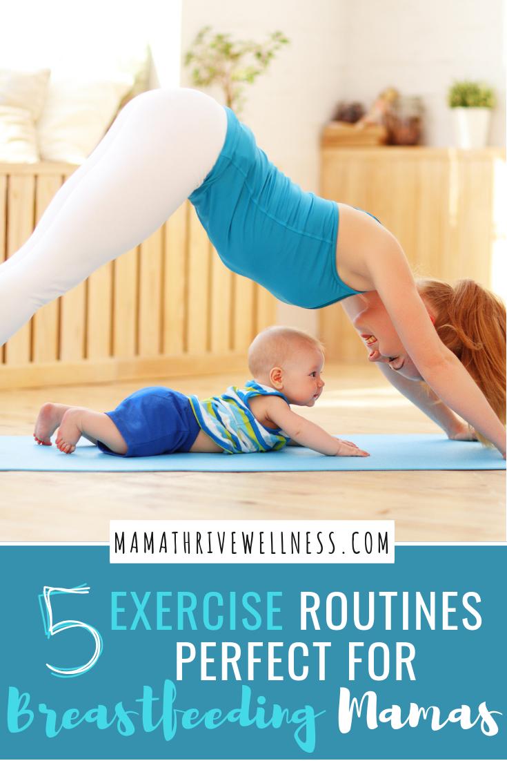 13+ Yoga poses for breastfeeding moms ideas