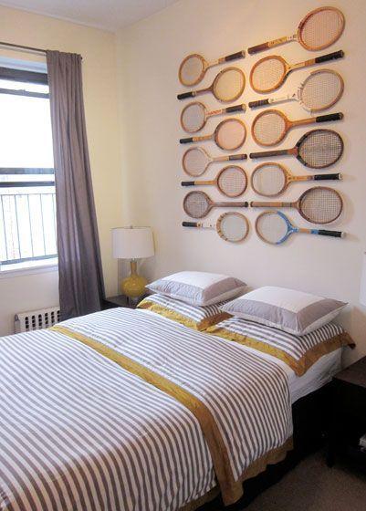 Habitaciones tem ticas tenis habitaciones tematicas habitaciones juveniles tem ticas en 2019 - Habitaciones infantiles tematicas ...