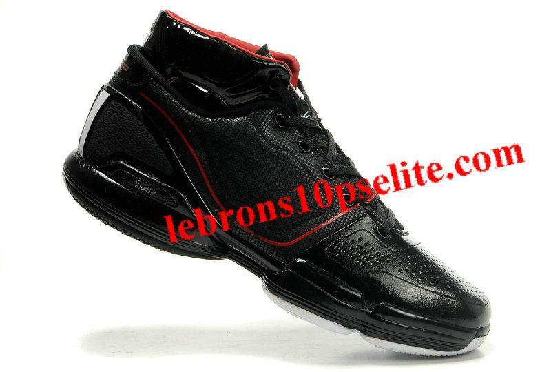 d7041ef941ea Adidas Adizero Rose 1.0 Derrick Rose Shoes Black University Red ...
