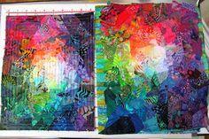 Exuberant Color: A few more details...........
