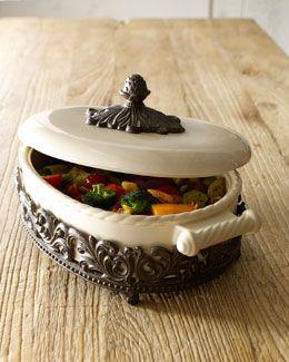 Neiman Marcus Fashion 39 S Premier Designers Plus Beauty 39 S Best Brands Tuscan Decorating Casserole Dishes