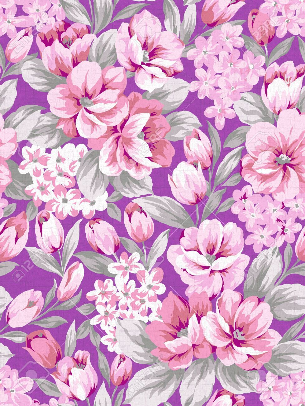 Flower Wallpaper, Flower Backgrounds, Design Patterns, Floral Patterns,  Flower Photography, Vintage Flowers, Purple Flowers, Prints, Google Search