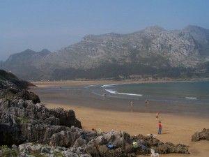 Playa de Oriñón en Castro Urdiales