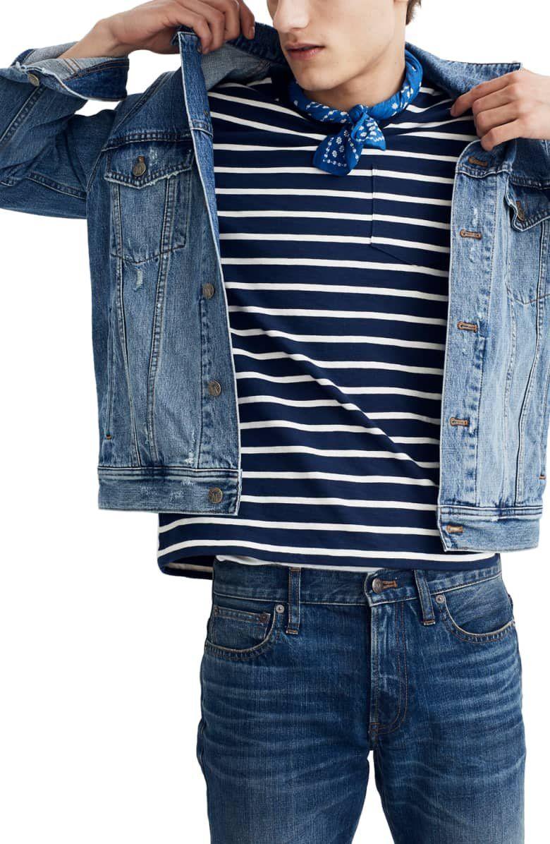 Madewell Classic Denim Jacket Nordstrom Classic Denim Jacket Classic Denim Denim Jacket