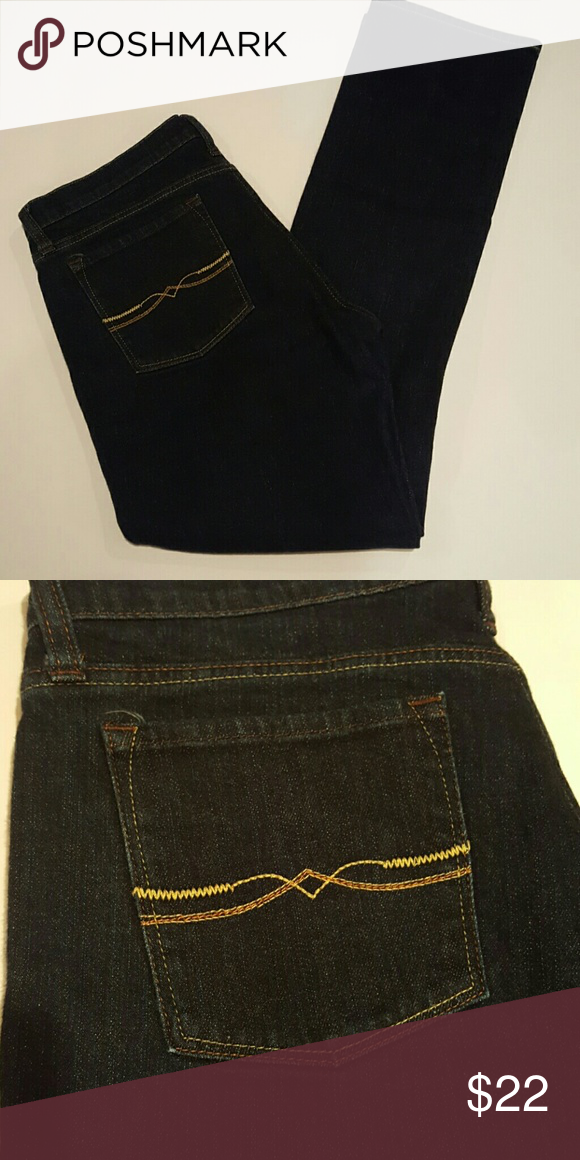 Lucky Brand Jeans Blue Denim Lucky Brand Jeans// Dark Navy Denim// New with No Tags Inseam : 31 Lucky Brand Jeans