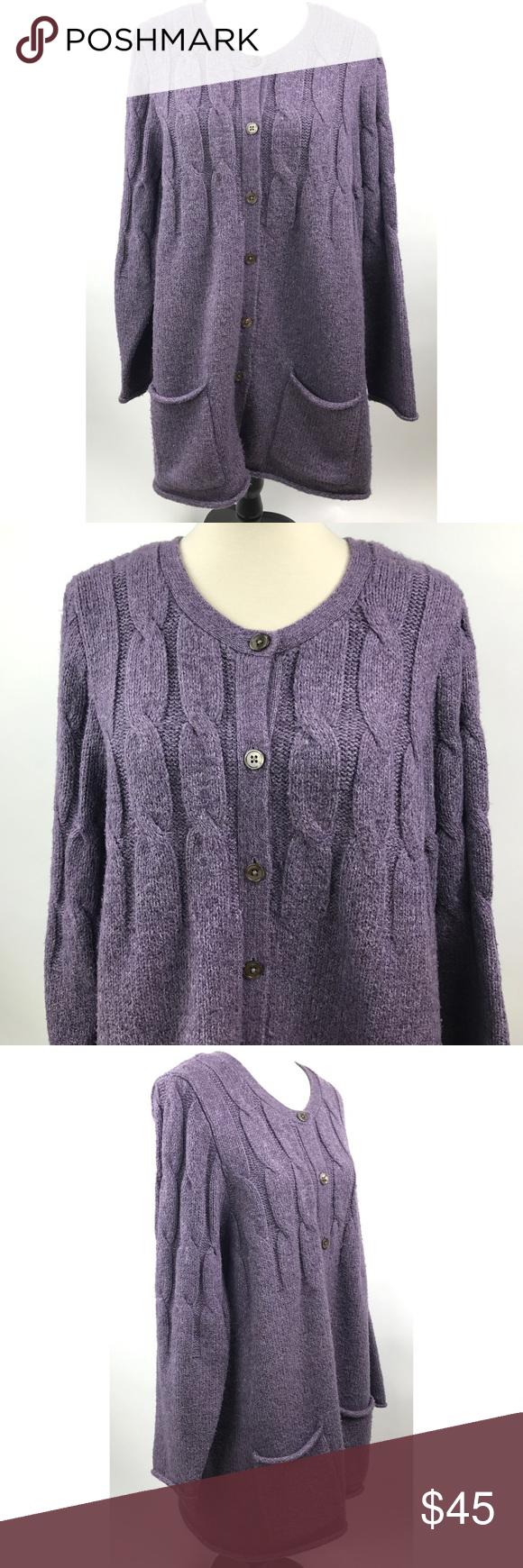 J. Jill Duster Long Sweater Coat | Long sweater coat, Long ...
