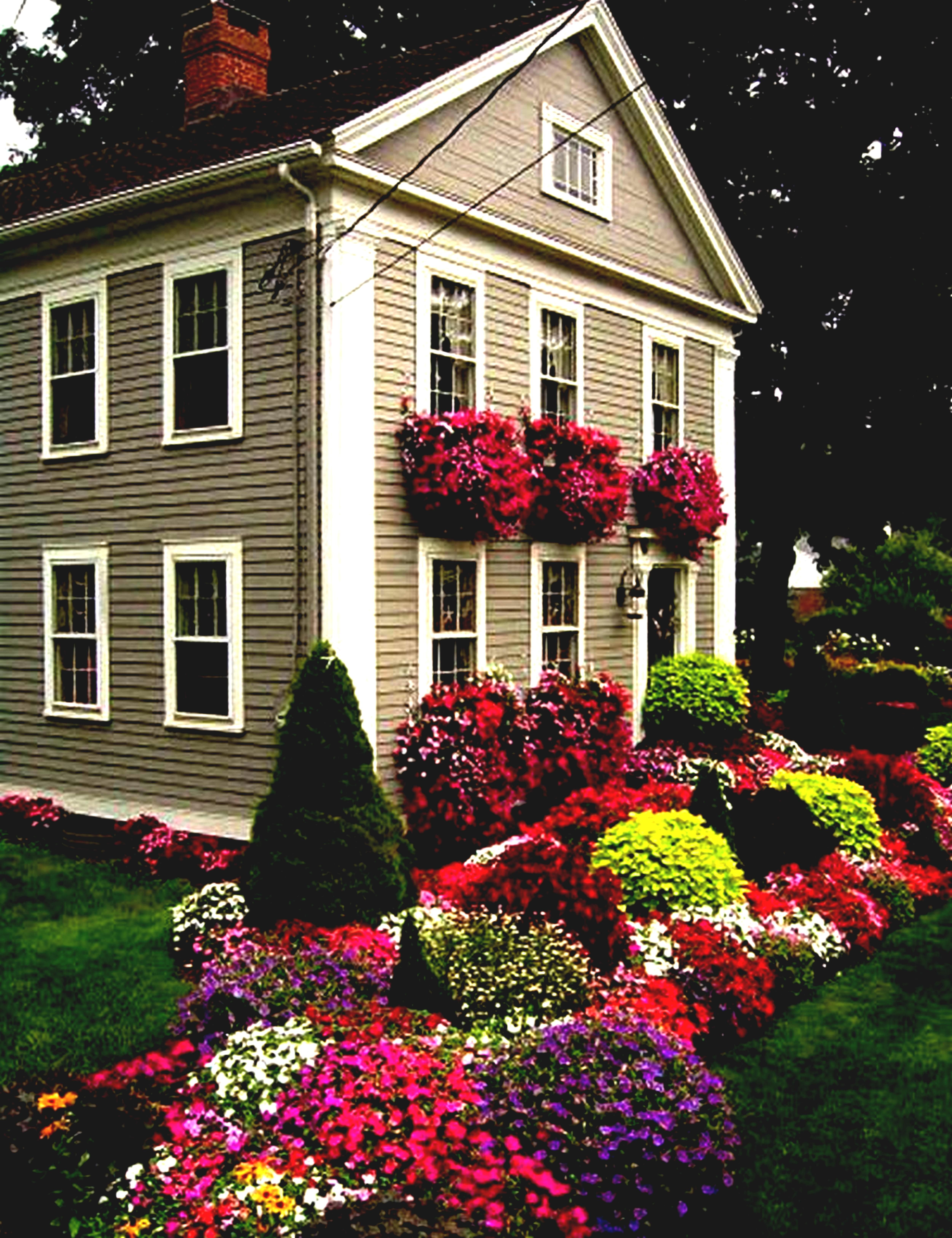 55 Cute garden ideas bloxburg   Front yard landscaping ...