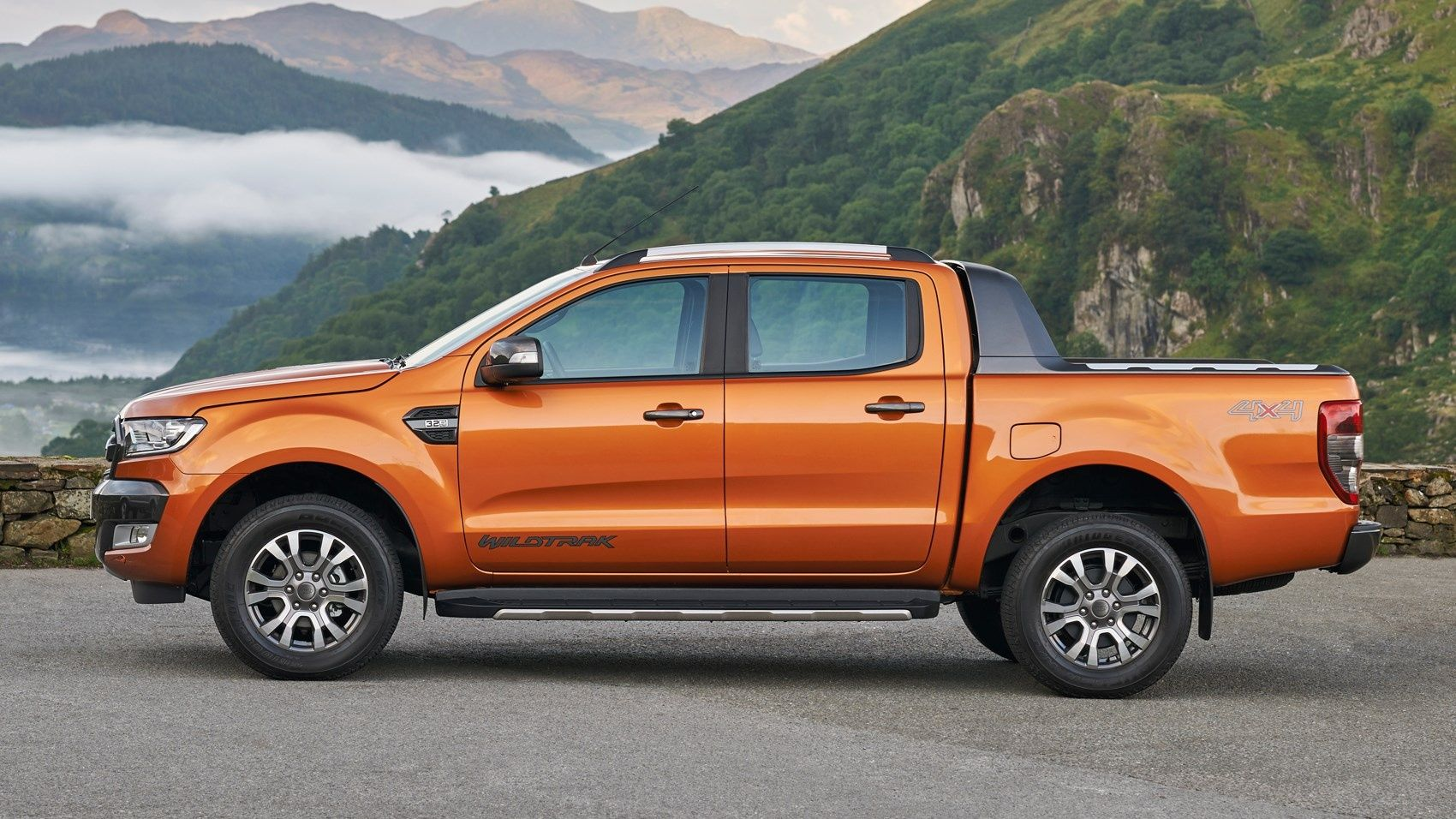 20152016 Ford Ranger PX MKII, OEM Service and