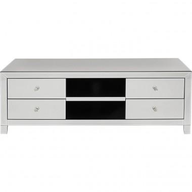 Meuble Tv Luxury Argent 140cm Kare Design Meuble Tv Mobilier De Salon Couleurs Douces