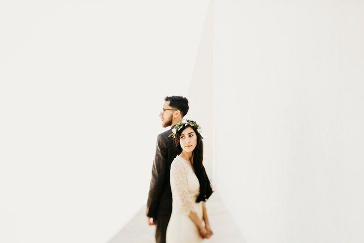 Simple Minimal Wedding Portraits Isaiahandtaylor Com Oak Canyon Nature Center Wedding Anaheim Hills Foto Perkawinan Foto Pertunangan Fotografi Pengantin