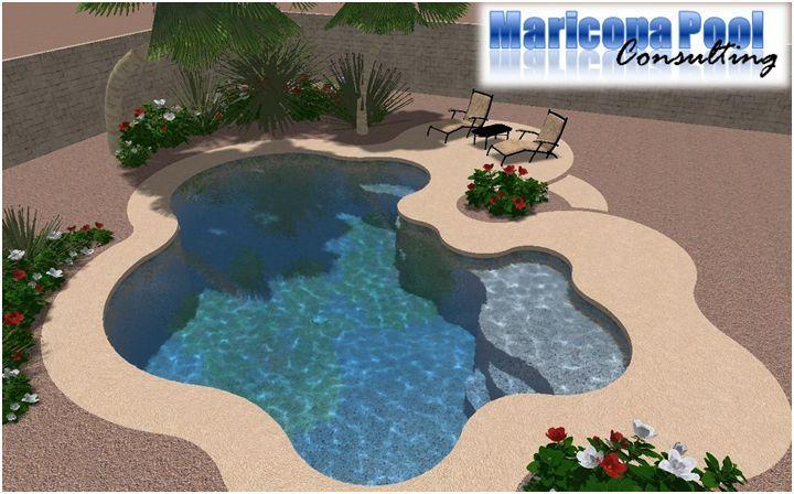 desert pool landscaping arizona