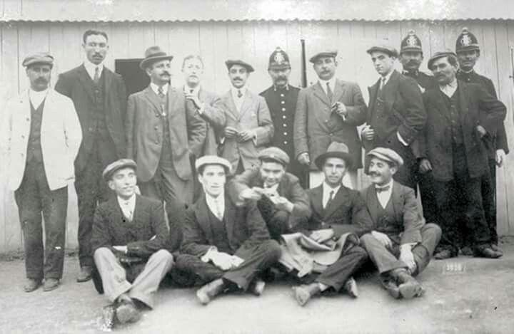 Guardias de seguridad 1911 coruña