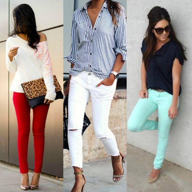 Skinny Fever: calças lindas pra arrasar em 2015 - Moda it