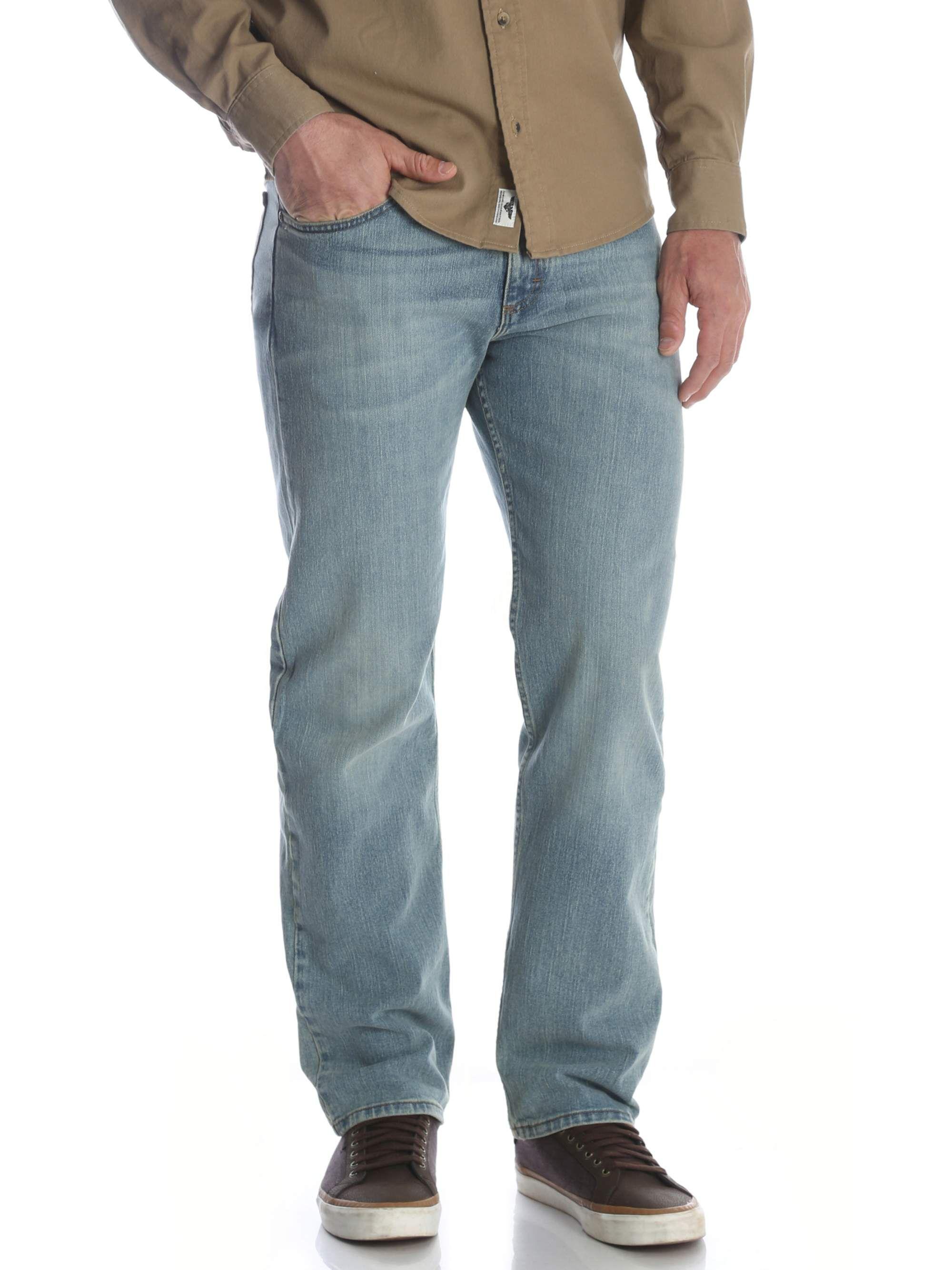 af1c217f Wrangler Men's 5 Star Relaxed Fit Jean with Flex#Star, #Men, #Wrangler