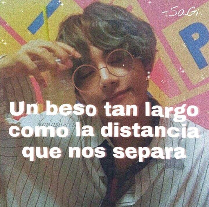 Imagenes De Bts Con Frases Tumblr Pinterest Mi Amor Quiero Y Amor