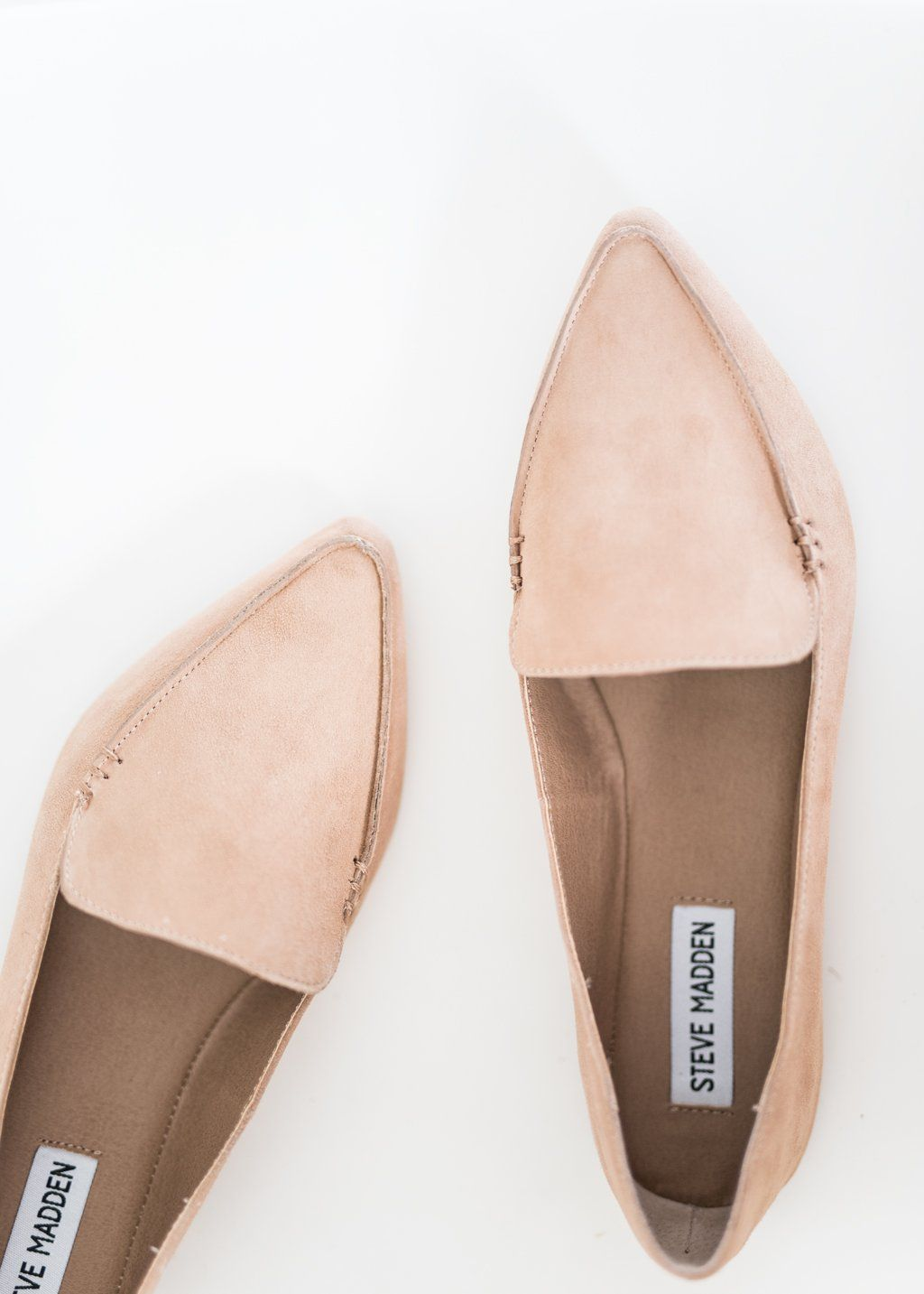 9f0fc20e1ae Feather Loafer in Camel Suede | Wish List Part 2 | Shoes, Suede ...