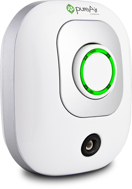 pureAir 50 Small Space Plug In Purifier GreenTech