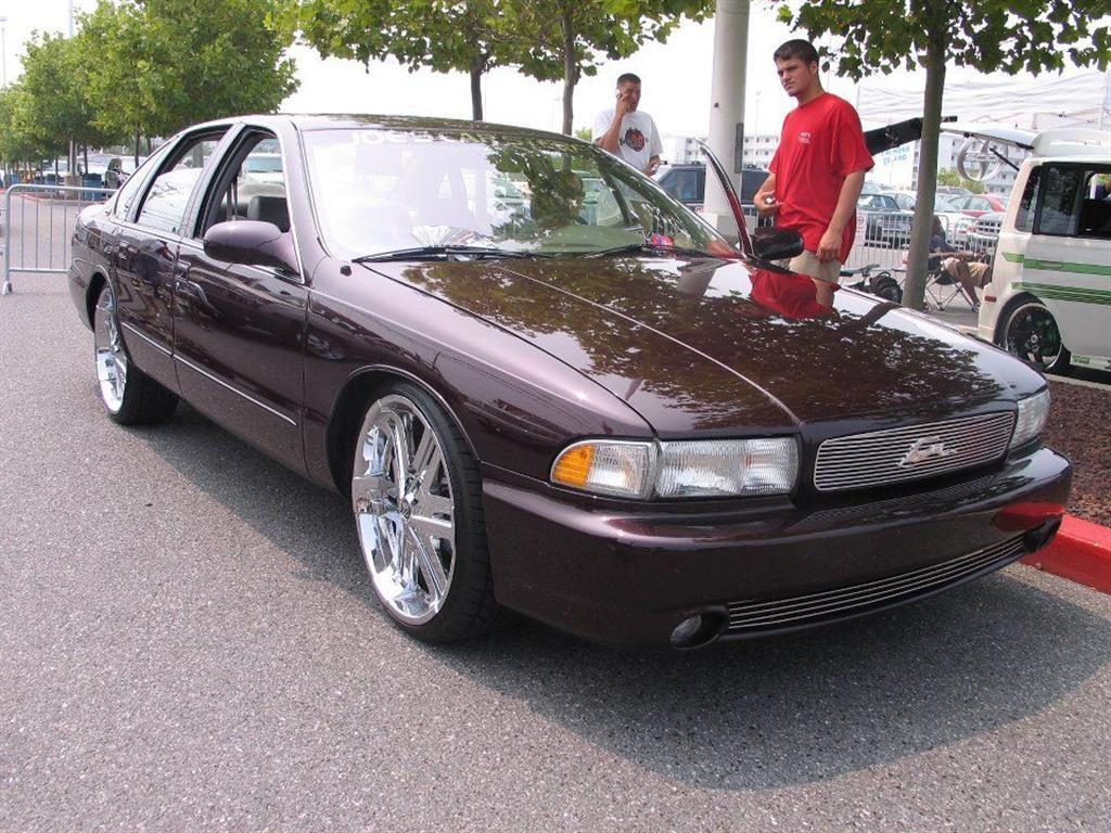 26++ 1996 caprice classic 4k UHD