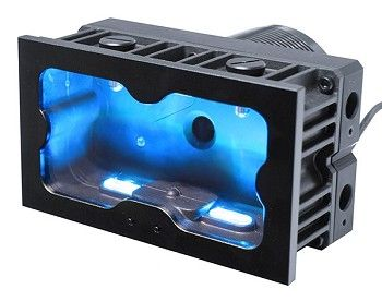 Monsoon M2 Reservoir D5 Premium Matte Black Monsoon Cool Stuff Water Cooling