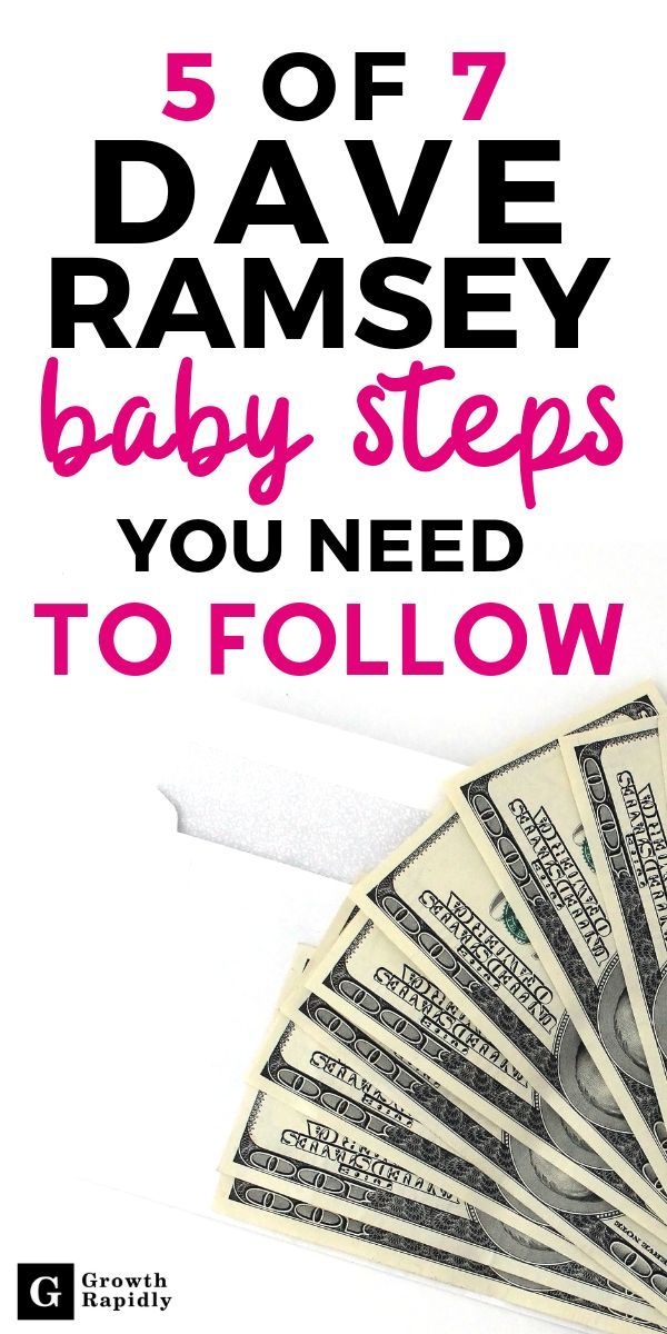 5 Dave Ramsey Baby Steps You'll Never Regret Dave ramsey