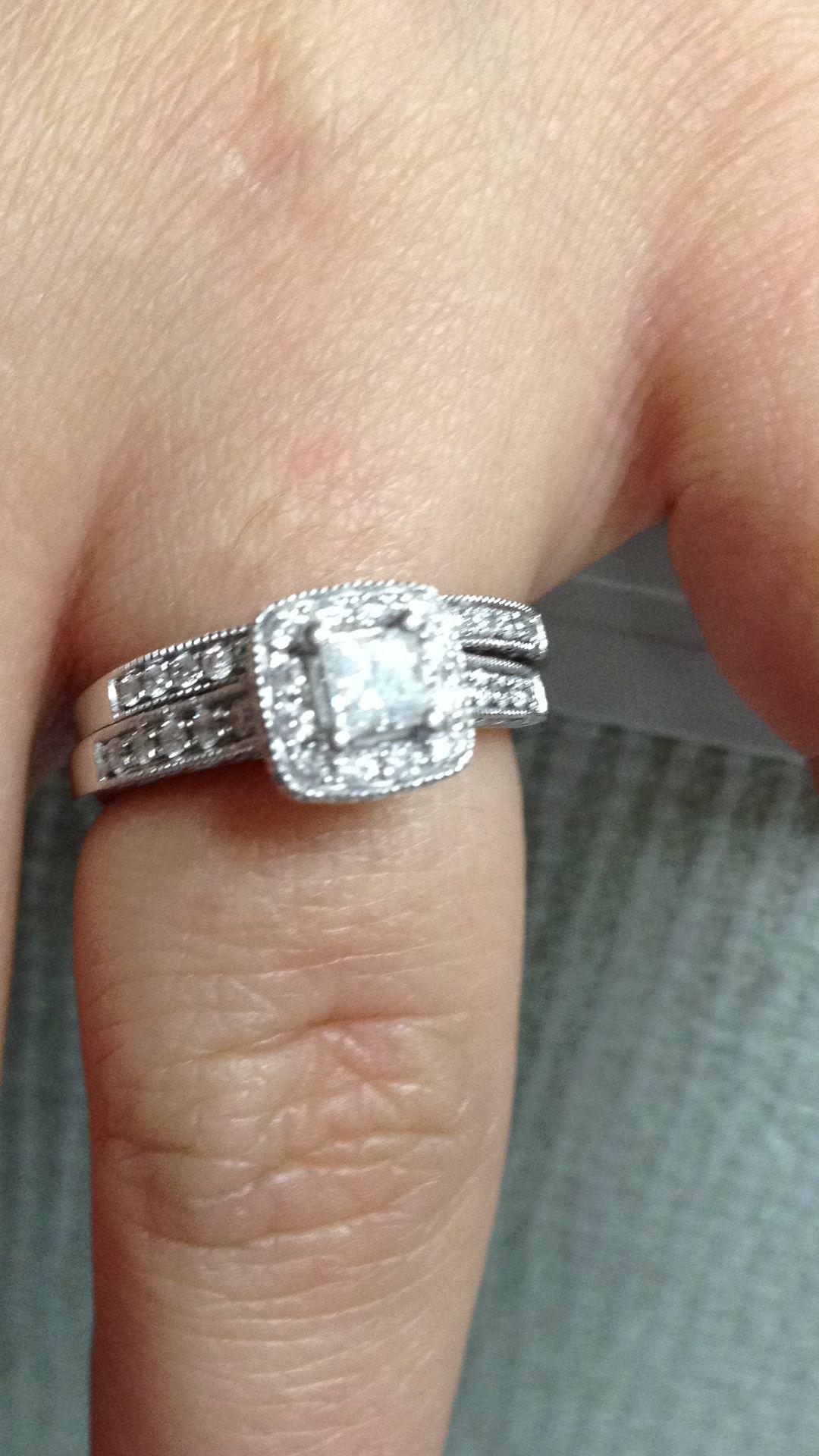 Toya's wedding ring!!! Wedding rings, Rings, Dream wedding