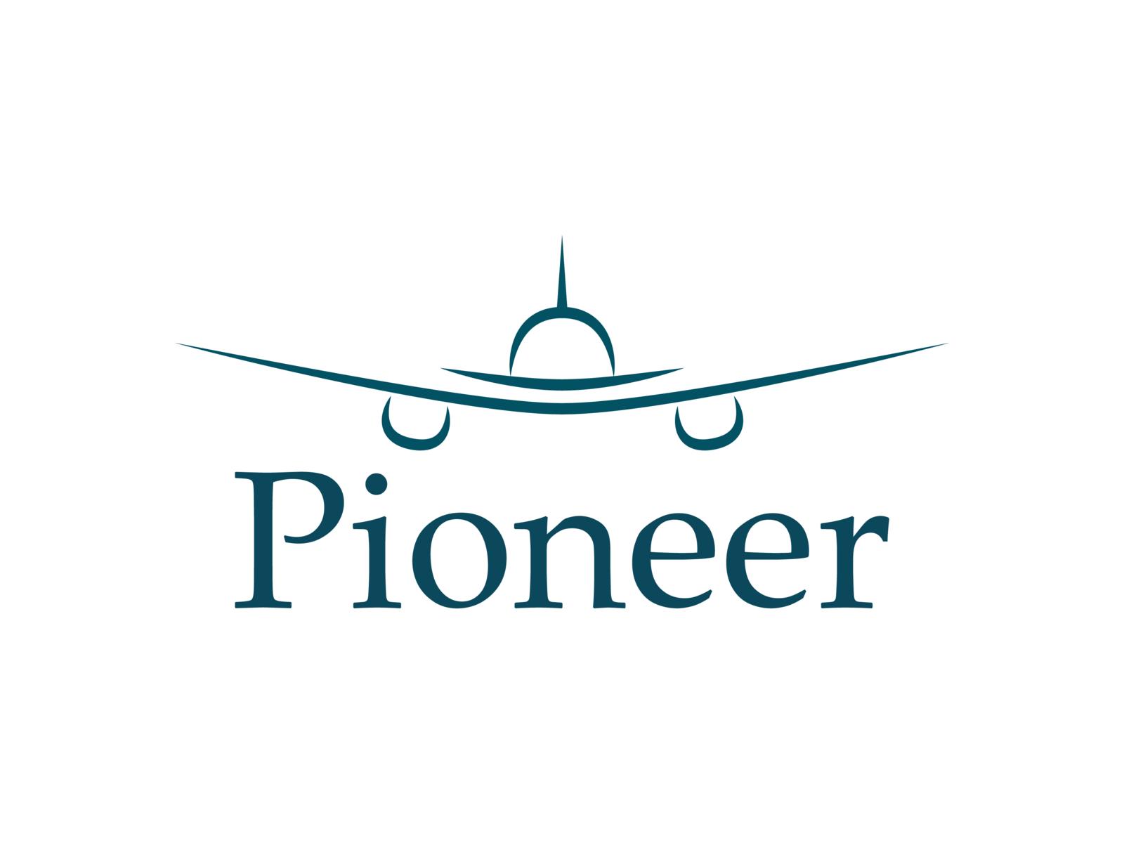 Pioneer Logo Pioneer Logo Logos Logo Design