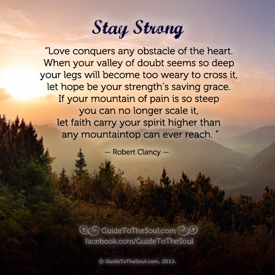 23 Word Quotes About Love : Stay Strong Quotes & Inspirational Sayings Pinterest